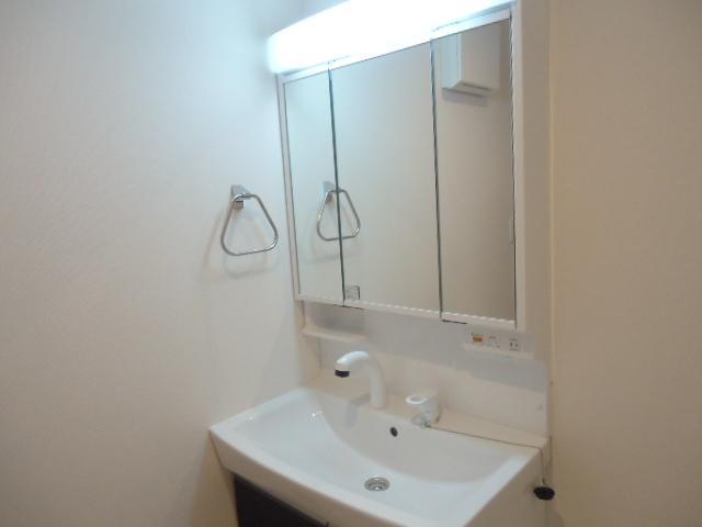 Wi Maison Norier(ウィメゾンノリーエ) 10201号室の洗面所