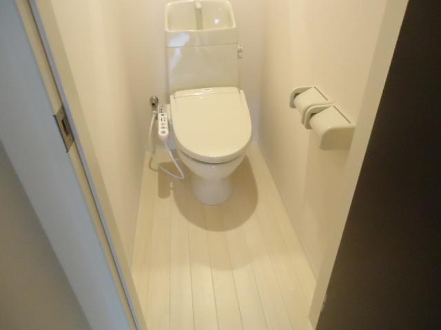 Wi Maison Norier(ウィメゾンノリーエ) 10201号室のトイレ