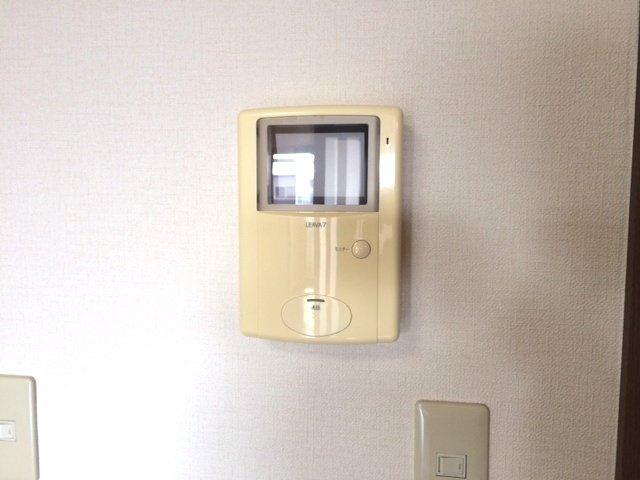 エスポアールK 202号室のセキュリティ