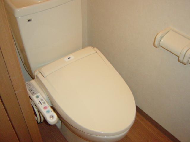 フェリシティ 101号室のトイレ