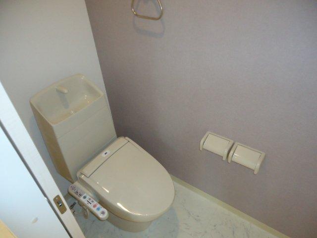 リヴィエール 205号室のトイレ