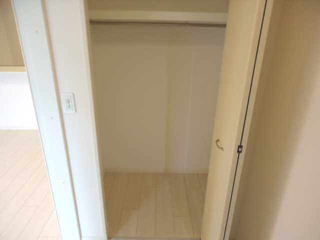 リヴィエール 205号室の収納