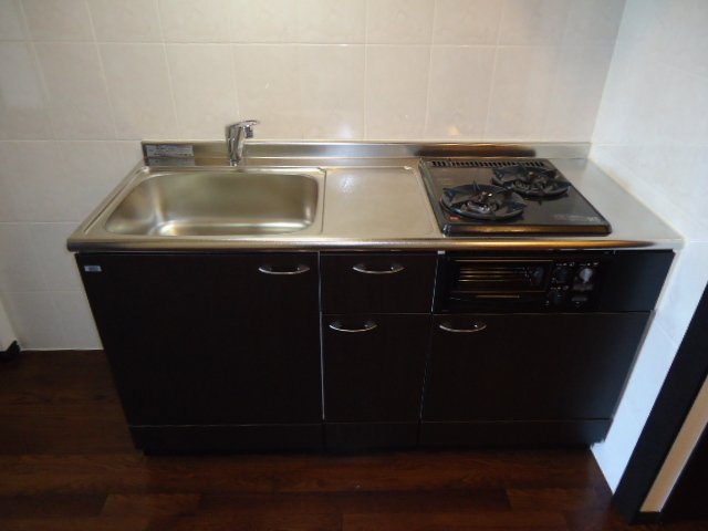 レジデンス 208号室のキッチン
