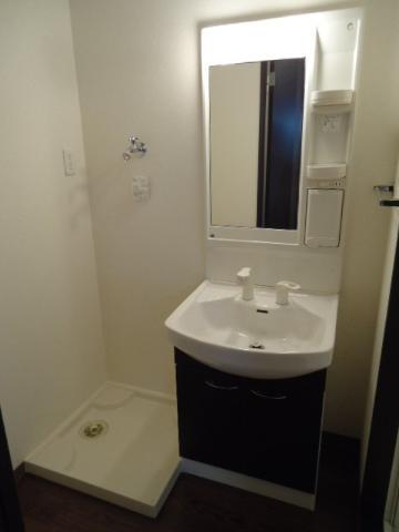 レジデンス 208号室の洗面所