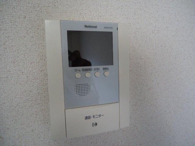 レジデンス 112号室のセキュリティ