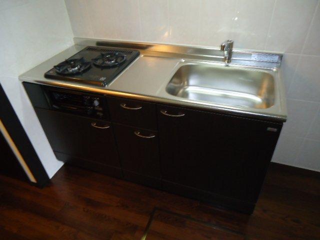 レジデンス 112号室のキッチン