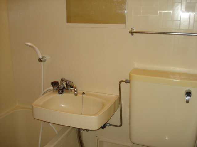 エクセル 00202号室の洗面所