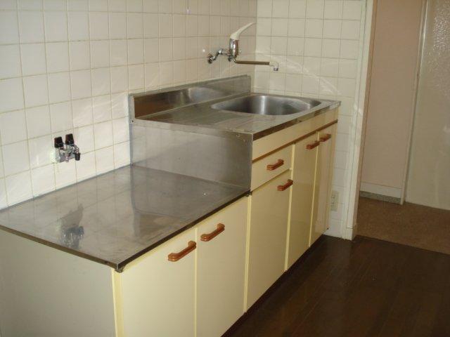 エクセル 00202号室のキッチン