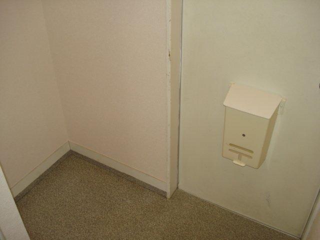 エクセル 00202号室の玄関