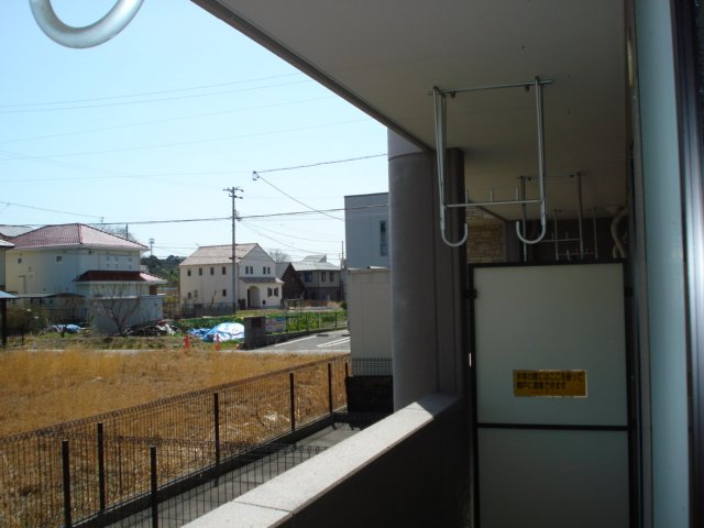 リヴィエール越戸B 101号室の景色