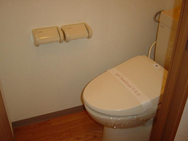 リヴィエール越戸B 101号室のトイレ