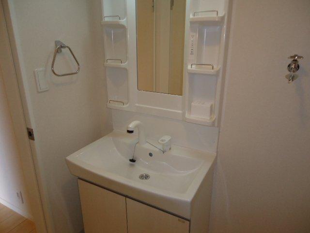 サンシャインハウスB 101号室の洗面所