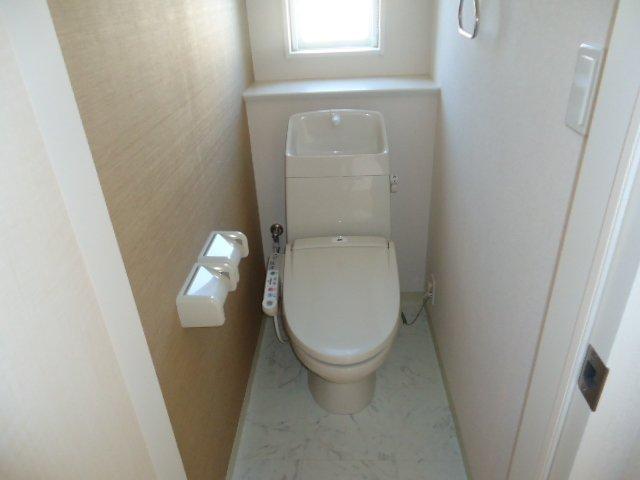 サンシャインハウスB 101号室のトイレ