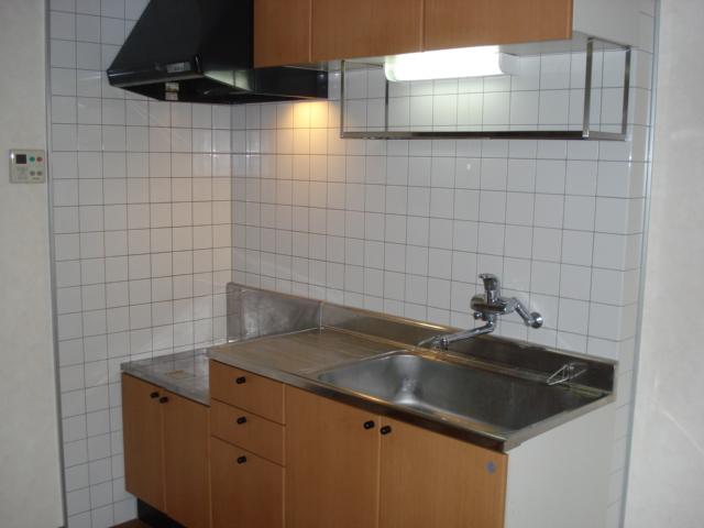 カーサグランデ 105号室のキッチン