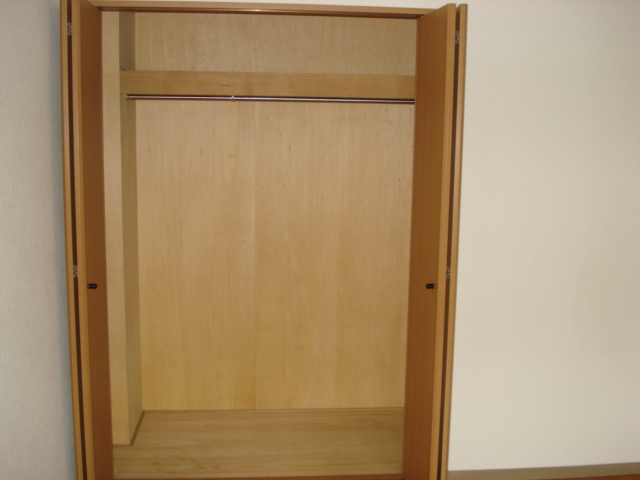 カーサグランデ 105号室の収納