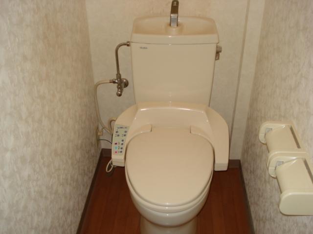 カーサグランデ 105号室のトイレ