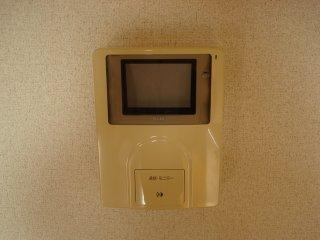 カーサグランデ 105号室のセキュリティ