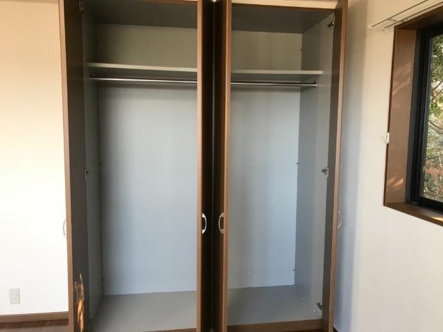アメニティハイム・K 201号室の収納
