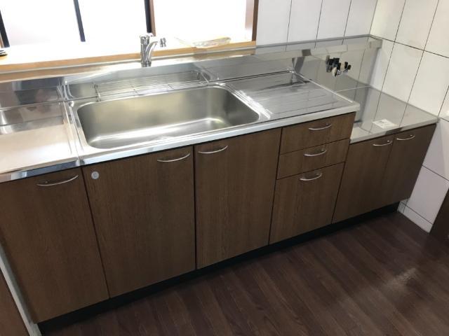 アメニティハイム・K 201号室のキッチン