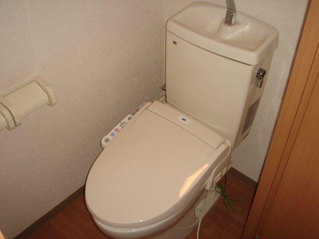 エレガンスⅠ 103号室のトイレ