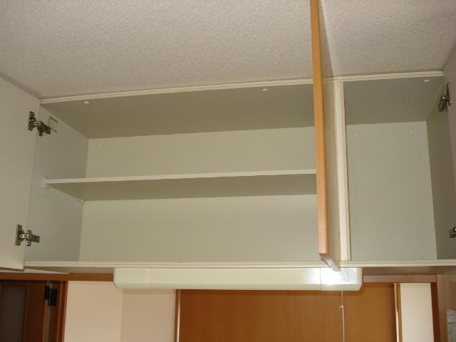 クオリティーハイツ 102号室のキッチン