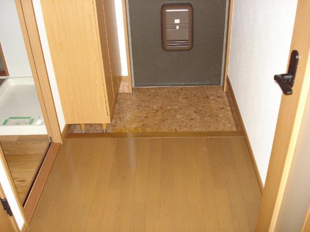 クオリティーハイツ 102号室の玄関