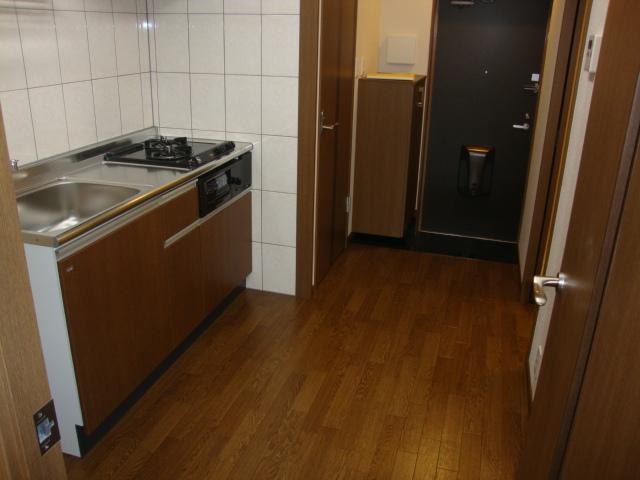 PARISⅢ(パリスリー) 103号室の玄関
