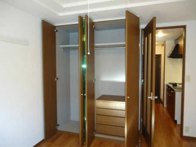 リリーズパレス 103号室の収納