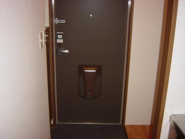 リリーズパレス 103号室の玄関