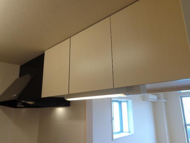 シエル クレール 201号室のキッチン