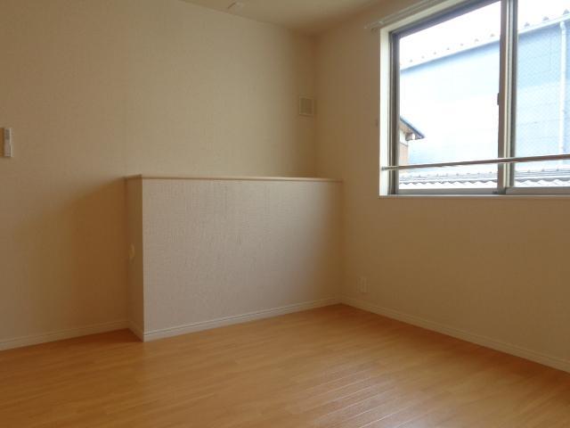 シエル クレール 201号室のベッドルーム