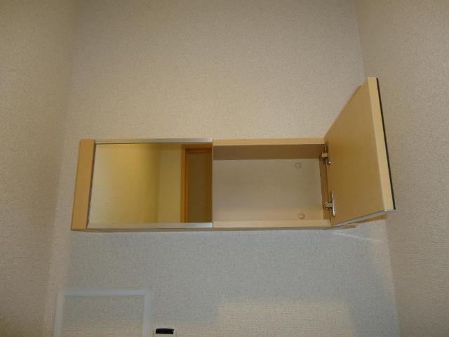 アラモード スクエア 00202号室の収納