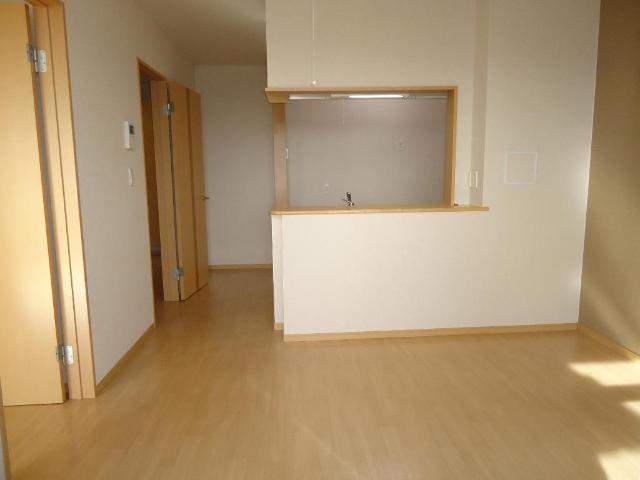 アラモード スクエア 00202号室のリビング