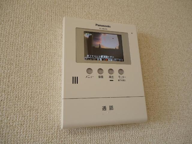 アラモード スクエア 00202号室のセキュリティ