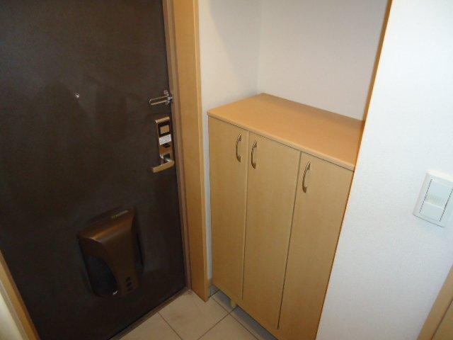 グランチェスタ 恵 101号室の玄関