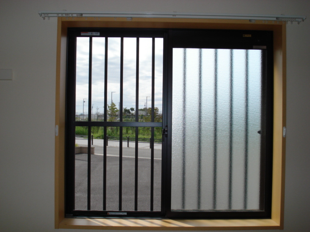 Illumina 105号室の景色