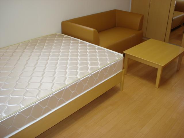 Illumina 105号室のベッドルーム