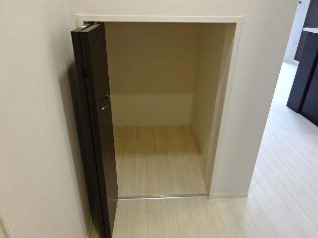 (仮称)新築息栖 2×4・ユニヴァリィⅡ 103号室の収納