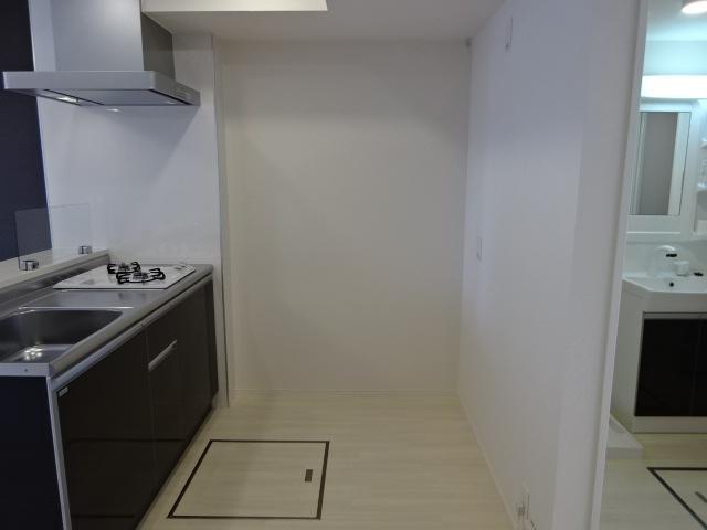 (仮称)新築息栖 2×4・ユニヴァリィⅡ 103号室のキッチン