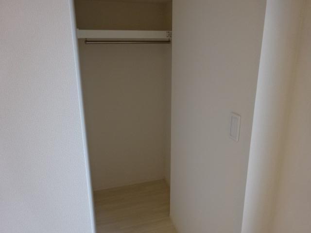 (仮称)新築息栖 2×4・ユニヴァリィⅡ 105号室の収納