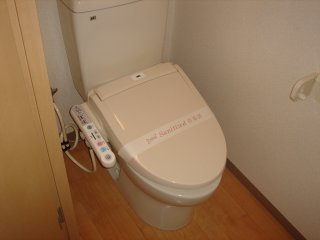 アーバン ルピナス 103号室のトイレ