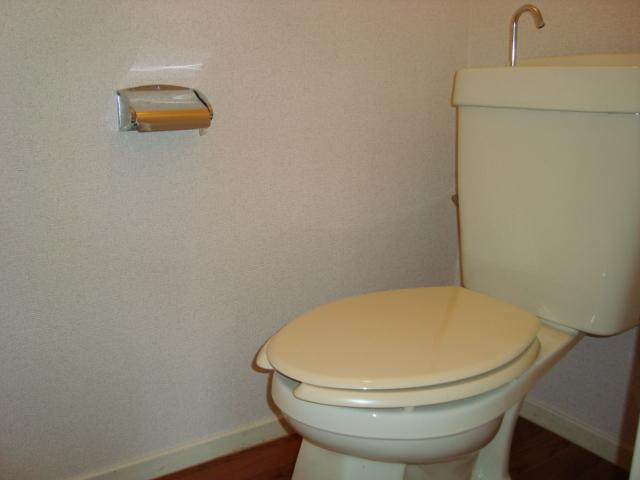 ゴールデンドーン 205号室のトイレ