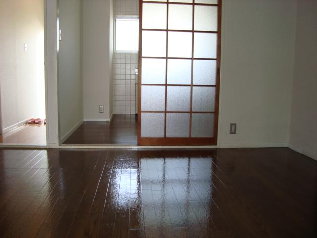 ゴールデンドーン 205号室の景色