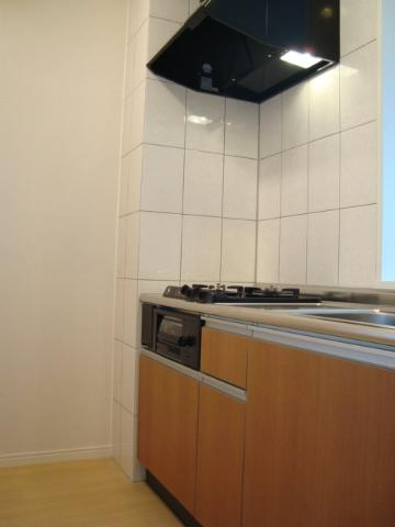 アルヴィータ 201号室のキッチン