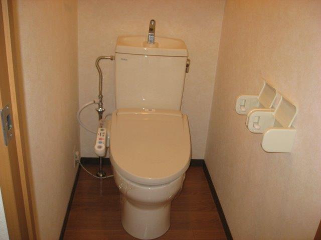 サンモールパレス 102号室のトイレ