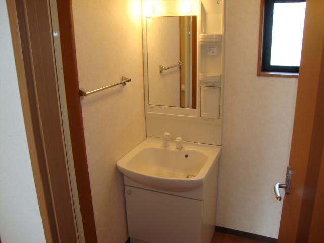 サンモールパレス 102号室の洗面所