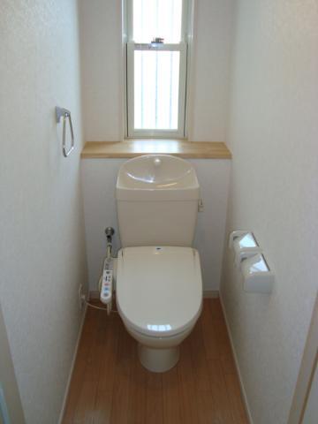 Ciel Etoile(シエル エトワール) 103号室のトイレ