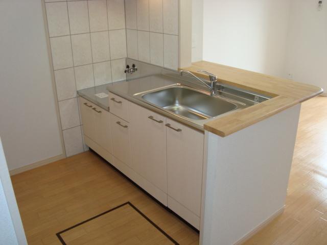 Ciel Etoile(シエル エトワール) 103号室のキッチン