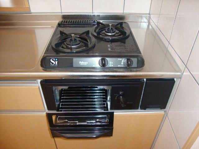 ドラクロワ 00106号室のキッチン