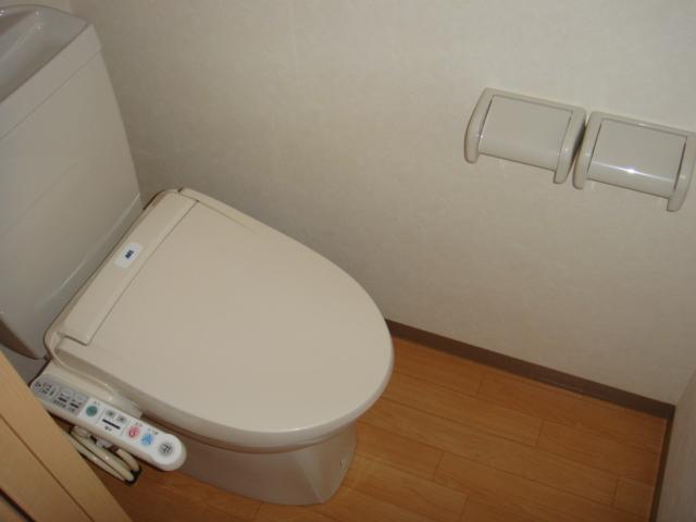 ドラクロワ 00106号室のトイレ
